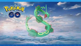 A Sky High Pokémon GO Raid Battle