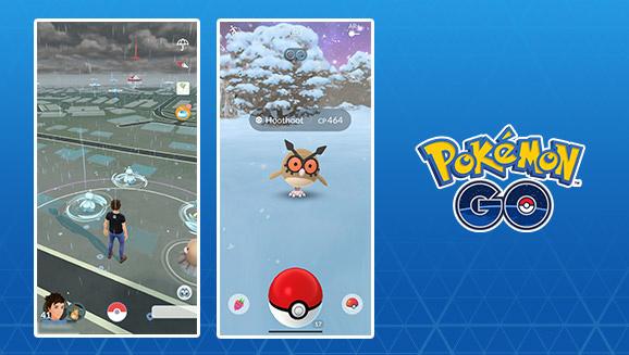 A Pokémon GO Strategy for All Seasons