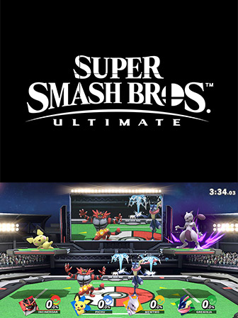 Celebrate Pokémon in Super Smash Bros. Ultimate