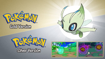 Get a Special Celebi with Pokémon Gold or Pokémon Silver