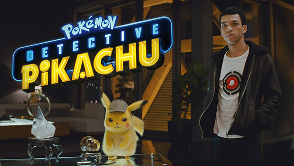 <em>POKÉMON Detective Pikachu</em> in Theaters Now
