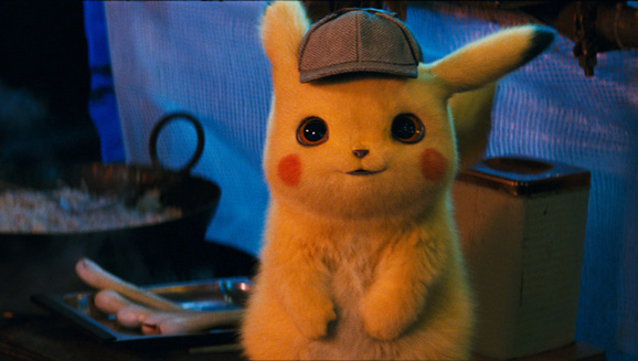 An Early Look at <em>POKÉMON Detective Pikachu</em>
