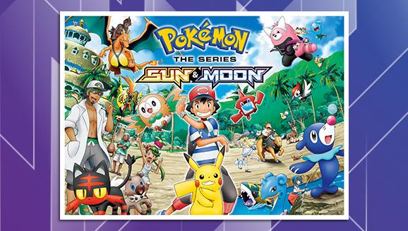 Explore All Seasons of <em>Pokémon the Series</em>