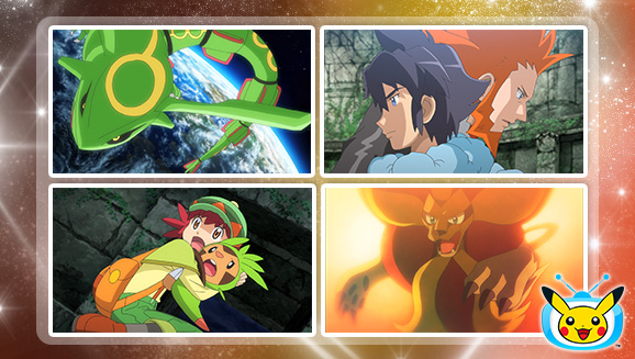 Watch <em>Pokémon Mega Evolution Special II</em>!