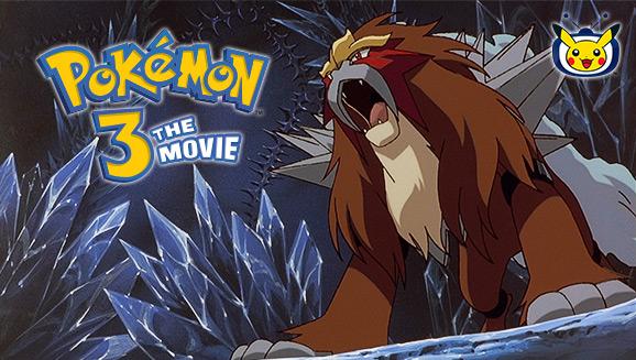 Pokémon 3: The Movie Comes to Pokémon TV