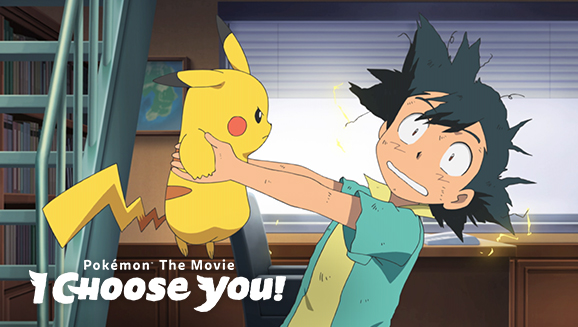 The Latest Pokémon Movie Comes Home