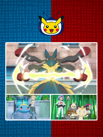 Ash Arrives in the Kalos Region on Pokémon TV