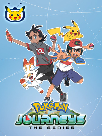 Pokémon Journeys: The Series Arrives on Pokémon TV