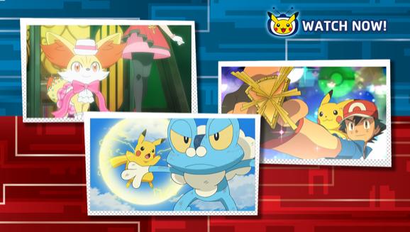 Say Bonjour to Kalos on Pokémon TV