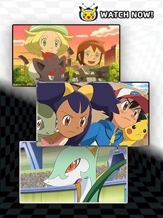 Pokémon TV: Unova Showcase