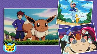 Let's Go to Kanto on Pokémon TV