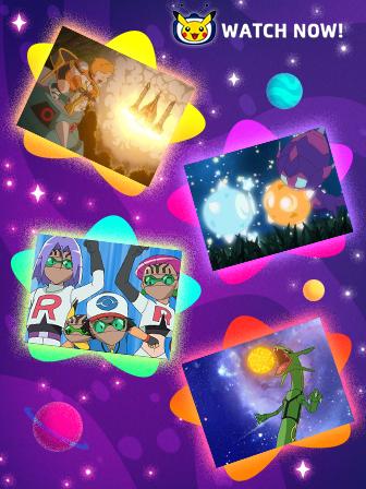 Reach for the Stars on Pokémon TV
