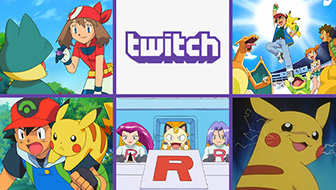 Watch Pokémon the Series on Twitch