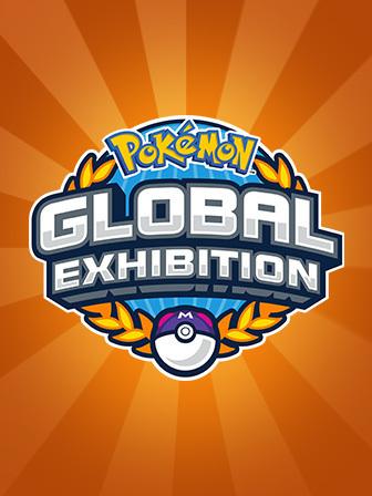 ¡Disfruta de la Pokémon Global Exhibition!