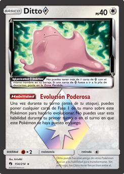 Ditto Estrella Prisma