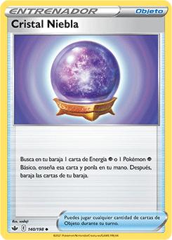 Cristal Niebla