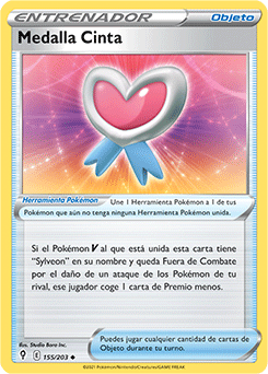 Medalla Cinta