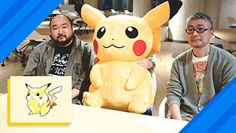 Charla con los creadores de Pikachu