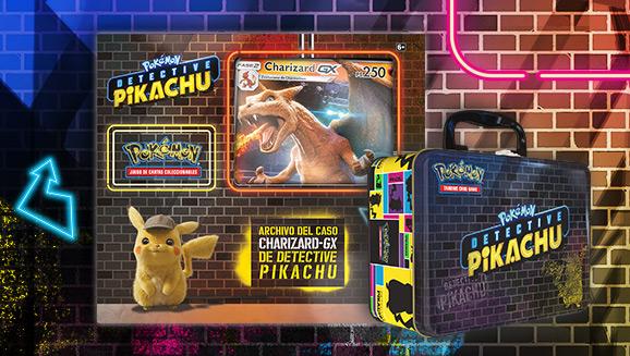 Avance sobre productos de la película Pokémon <em>Detective Pikachu</em>