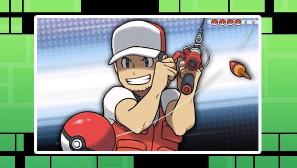 Entrenador destacado: Pescador Pokémon