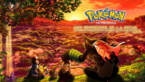 ¡Disfruta de un avance de La película Pokémon Los secretos de la selva!