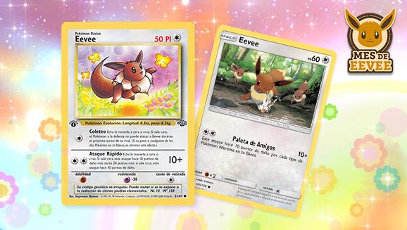 ¡Eevee brilla en todo su esplendor en JCC Pokémon!