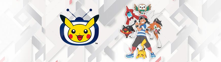 Aplicación TV Pokémon para dispositivos móviles