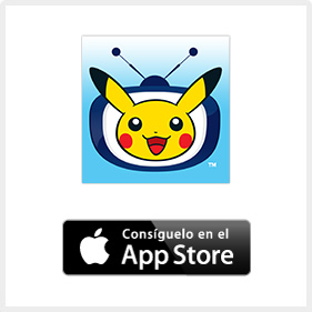 TV Pokémon en el App Store de Apple