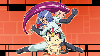 Entrenadores destacados: Jessie, James y Meowth