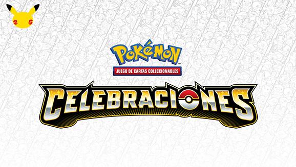 Celebra los mejores momentos de Pokémon con la expansión Celebraciones