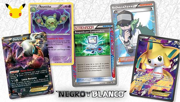 Los expertos en JCC Pokémon revelan una variedad de sus cartas favoritas de la serie Negro y Blanco