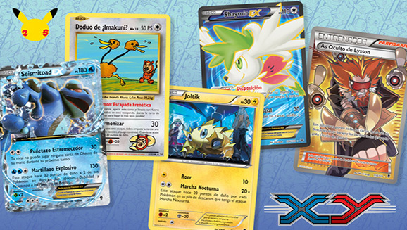¡Oh, la, la! Las eminencias en JCC Pokémon eligen sus cartas favoritas de la serie XY
