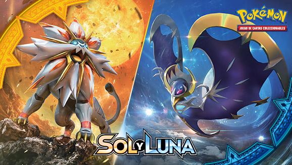 ¡Haz que todo brille hoy con la expansión Sol y Luna de JCC Pokémon!