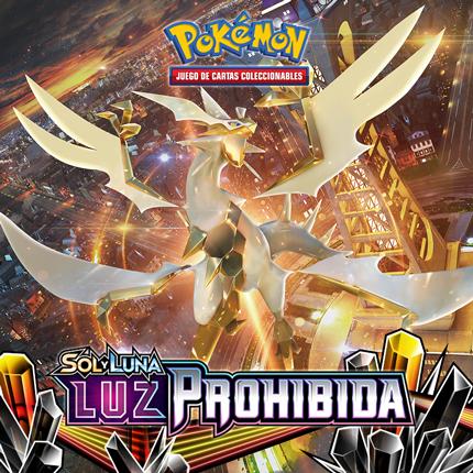 Ultra-Necrozma destella en JCC Pokémon