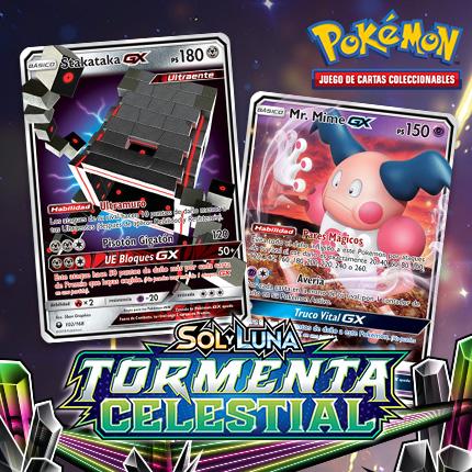 Los nuevos Pokémon-GX crean toda una tormenta en los combates