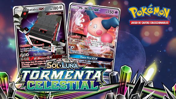 Los nuevos Pokémon-<em>GX</em> crean toda una tormenta en los combates