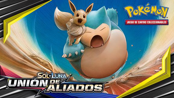 Los Pokémon se alían para el combate