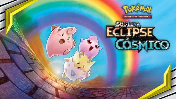 Ya está aquí Sol y Luna-Eclipse Cósmico