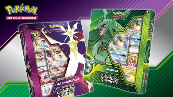 Aprovecha todo el potencial de las barajas Campo de Combate de JCC Pokémon