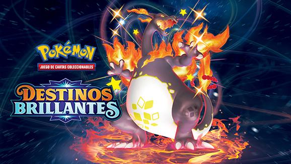 Disfruta de un montón de Pokémon variocolor en Destinos Brillantes