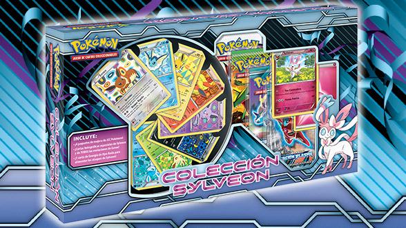 Colección Sylveon de JCC Pokémon