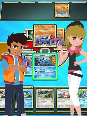 ¡Juega a JCC Pokémon Online!