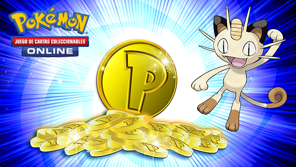 En abril, bonus mil en JCC Pokémon Online