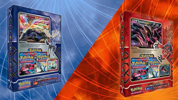 Colección Xerneas o Yveltal de JCC Pokémon
