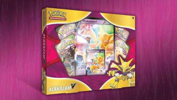 Colección Alakazam V de JCC Pokémon