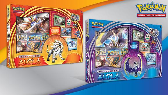 Colección Alola de JCC Pokémon