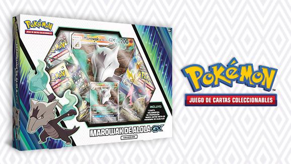 Colección Marowak de Alola-<em>GX</em> de JCC Pokémon