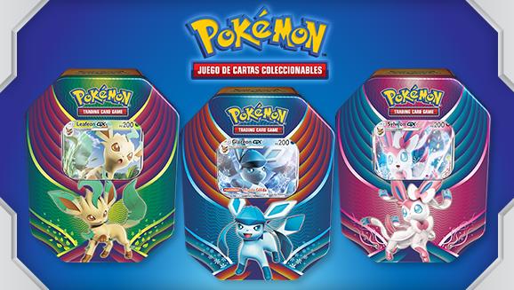 Lata Celebración de Evolución de JCC Pokémon