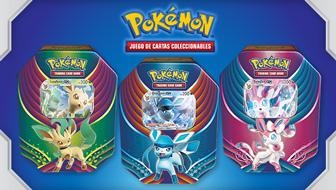 ¡Adorables Pokémon-GX que adoran combatir!