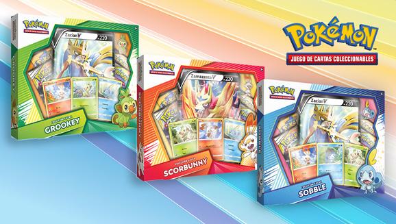 Colección Galar de JCC Pokémon